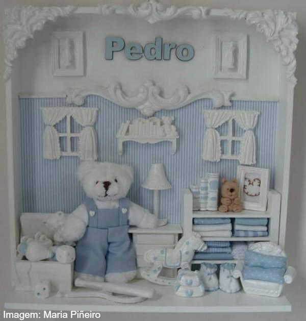 Porta do quarto na maternidade - 09