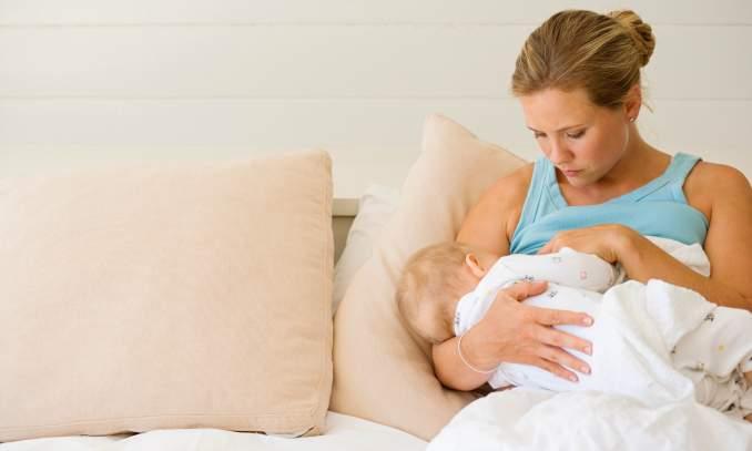 Amamentação - Benefícios para o bebê e a mãe