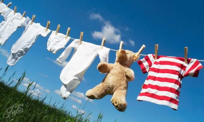 Como e quando lavar as primeiras roupinhas do bebê - Copia