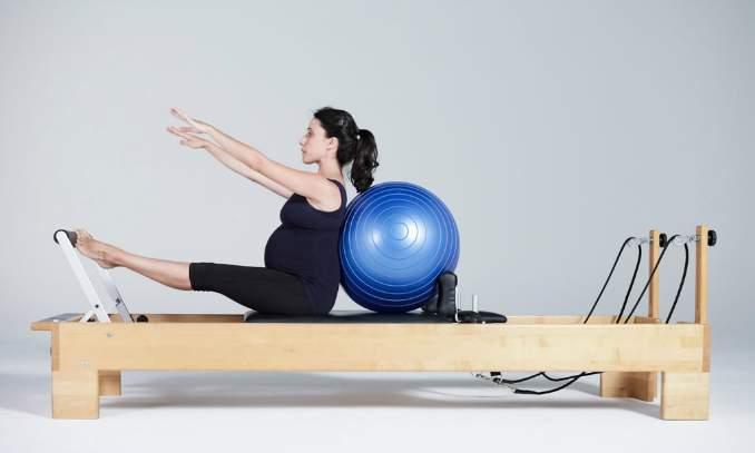 Os benefícios do pilates durante a gravidez - Copia