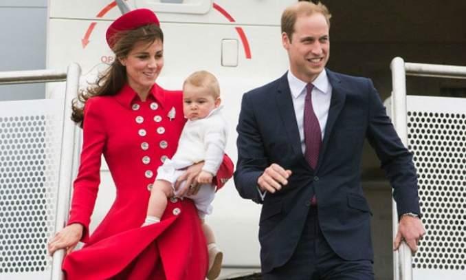 Príncipe George completa dois anos 02