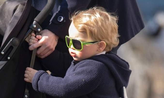 Príncipe George completa dois anos 04