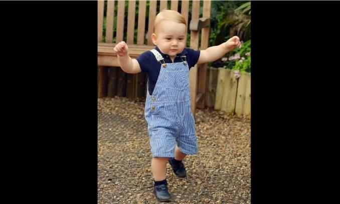 Príncipe George completa dois anos 06