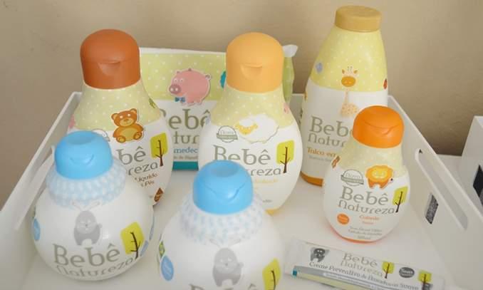 Dicas de presentes para os recém nascidos  - Produtos de higiene do bebê