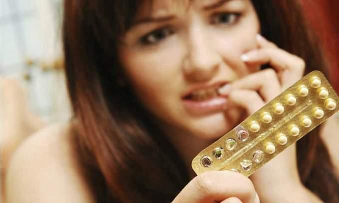 Tomar anticoncepcional sem saber da gravidez faz mal ao bebê - Copia