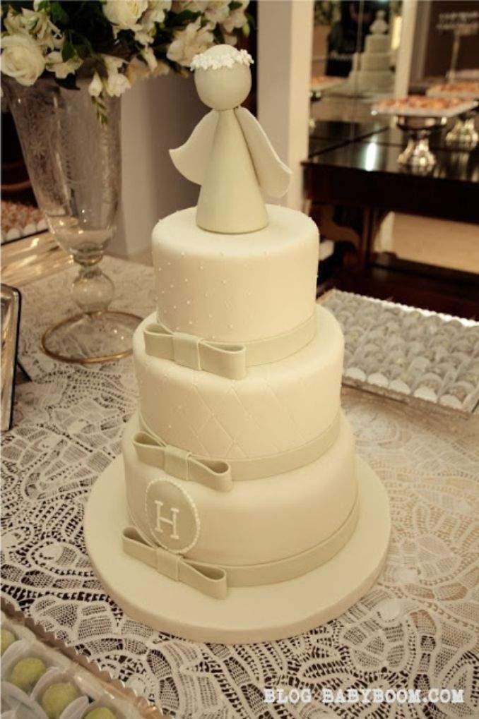 bolo de batizado 09