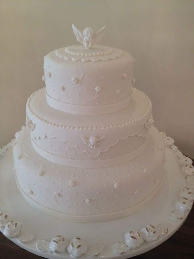 bolo de batizado 10