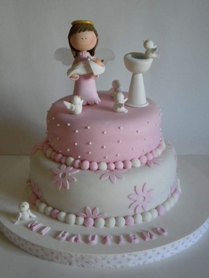 bolo de batizado 17