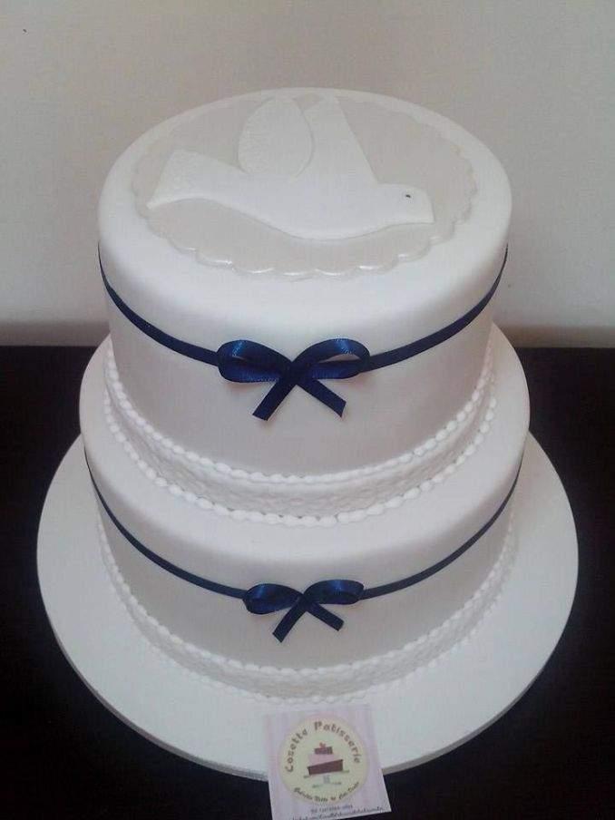 bolo de batizado 19