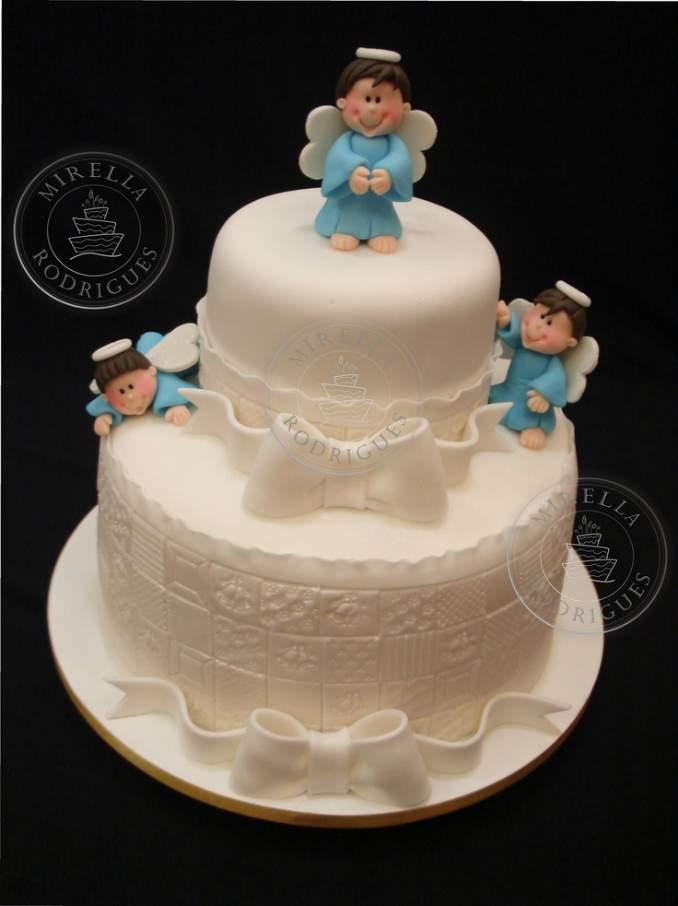 bolo de batizado 21