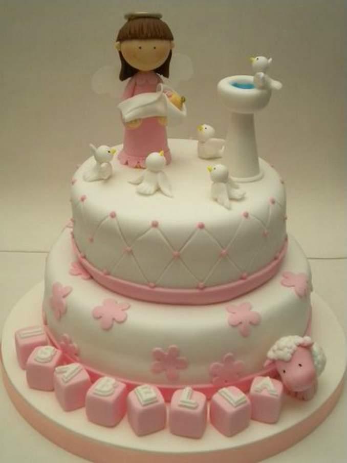 bolo de batizado 29