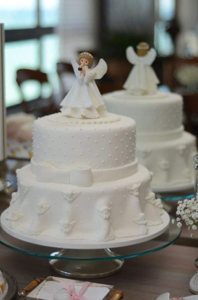 bolo de batizado 33