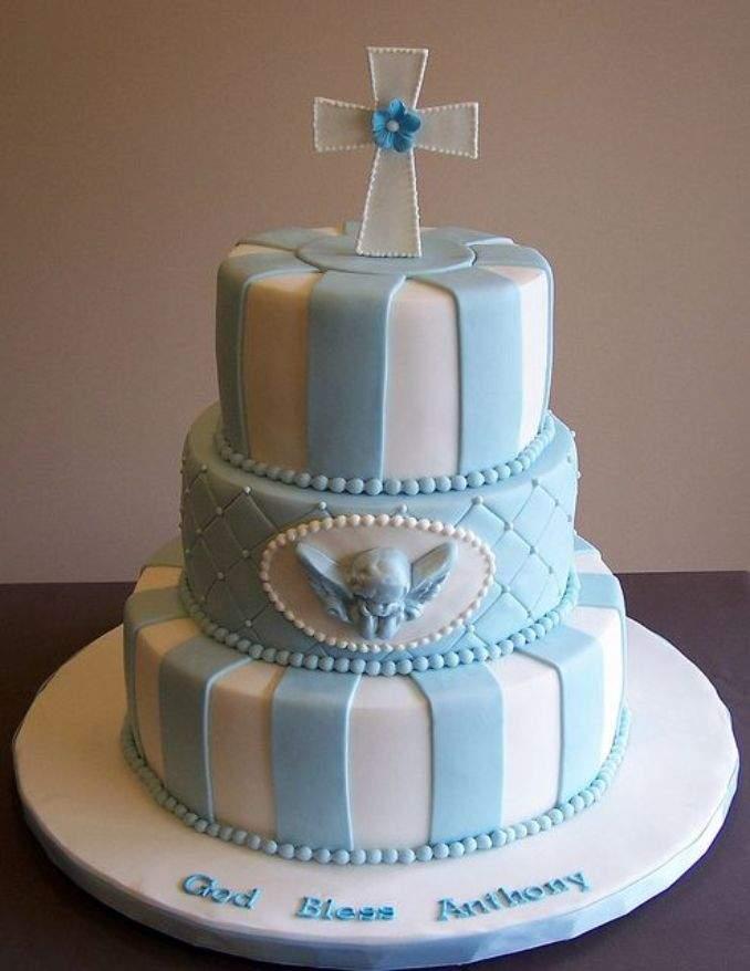 bolo de batizado 36
