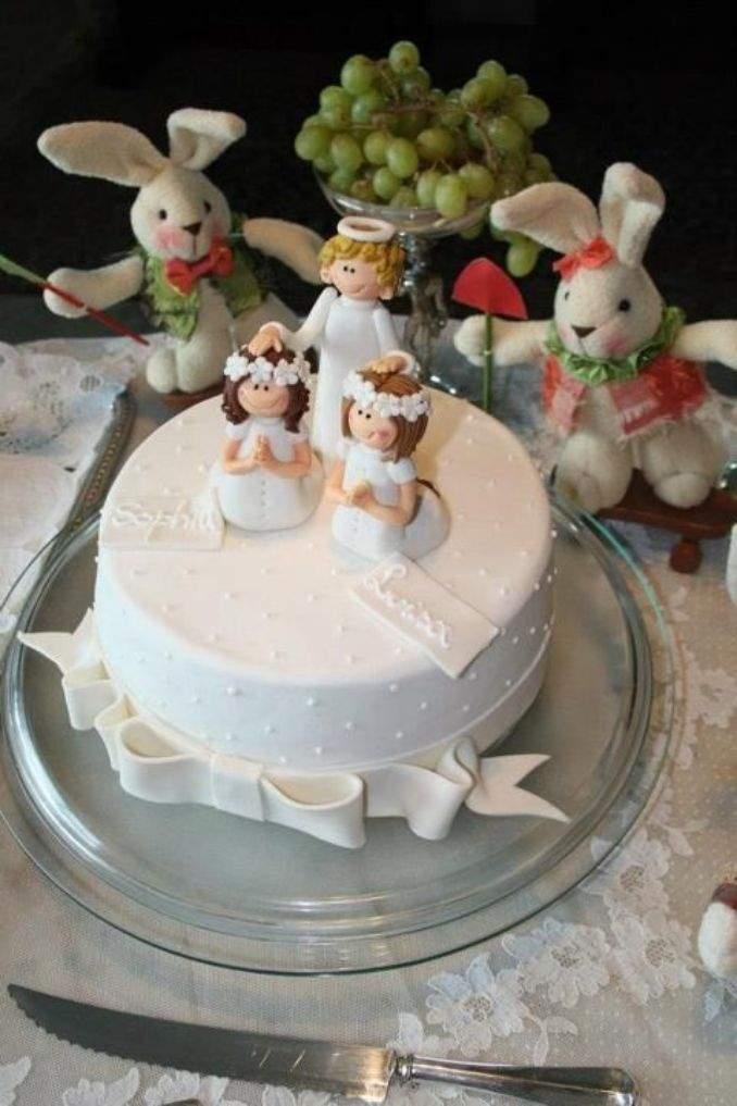 bolo de batizado 42