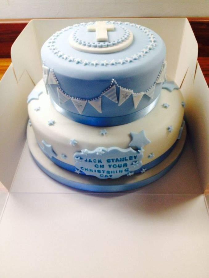 bolo de batizado 46
