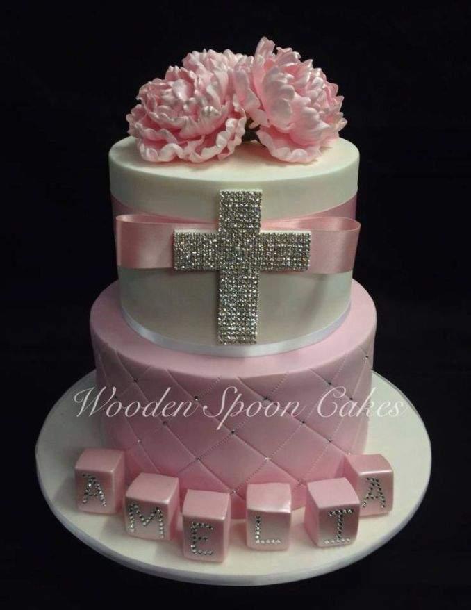 bolo de batizado 55