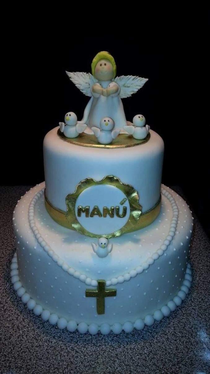 bolo de batizado 66