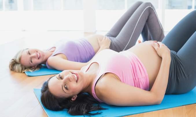 Benefícios dos exercícios Kegel para grávidas 02