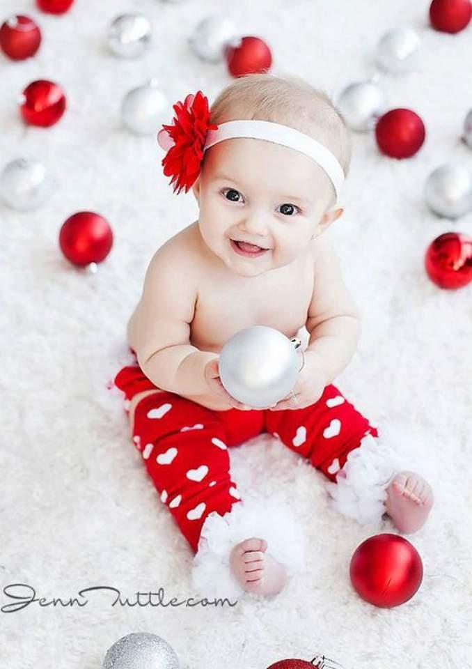 Fotos de Natal para você fazer com seu filho - 03