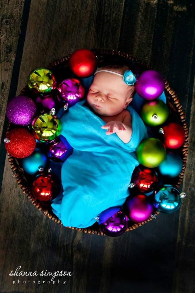 Fotos de Natal para você fazer com seu filho - 06