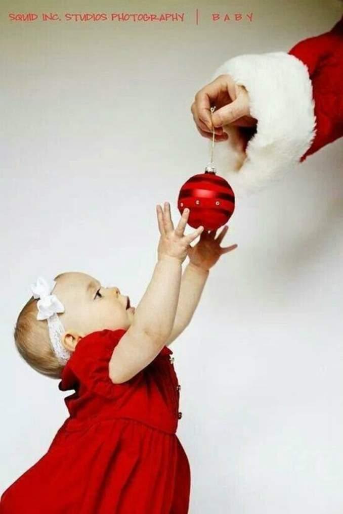 Fotos de Natal para você fazer com seu filho - 07