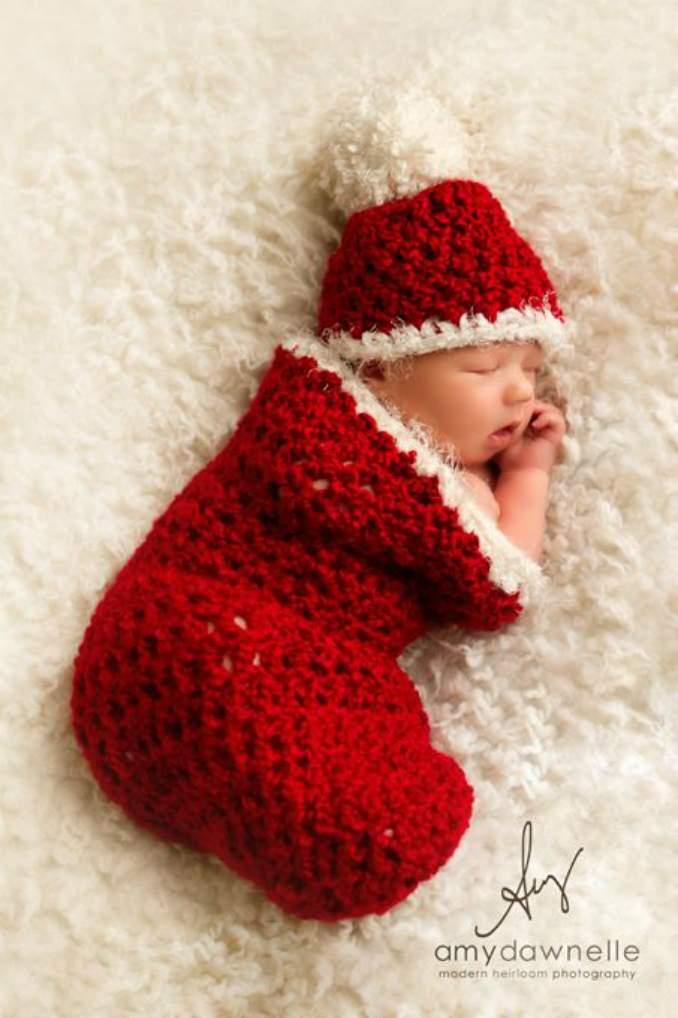 Fotos de Natal para você fazer com seu filho - 09