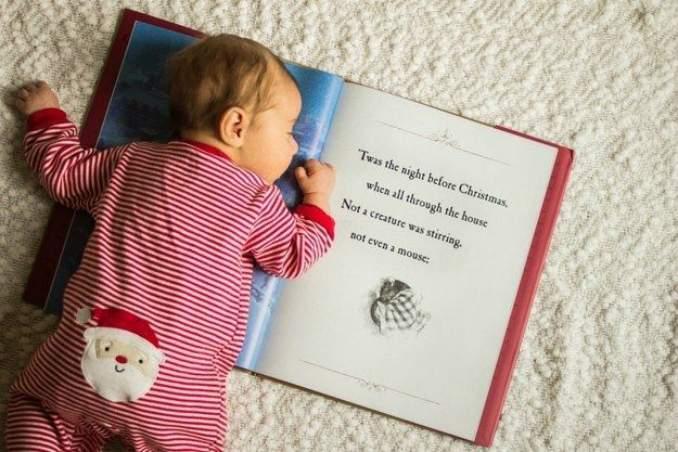 Fotos de Natal para você fazer com seu filho - 10
