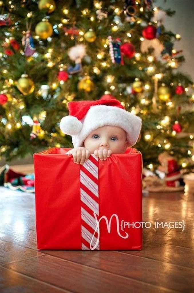 Fotos de Natal para você fazer com seu filho - 11