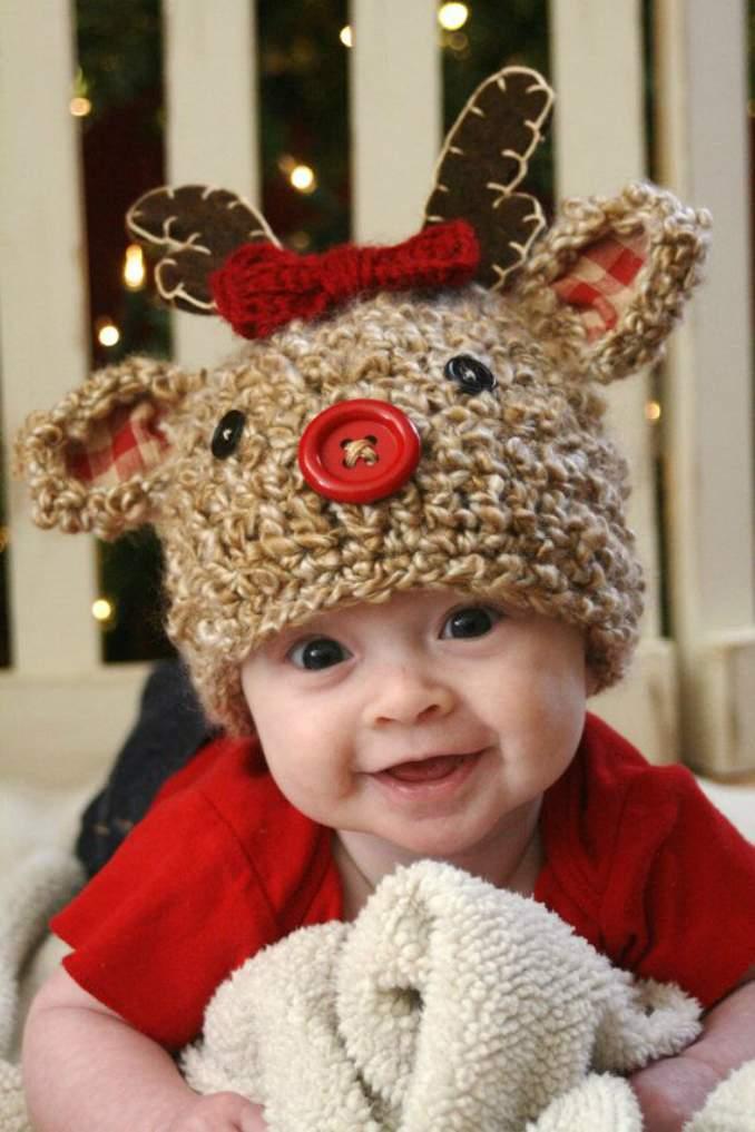Fotos de Natal para você fazer com seu filho - 12