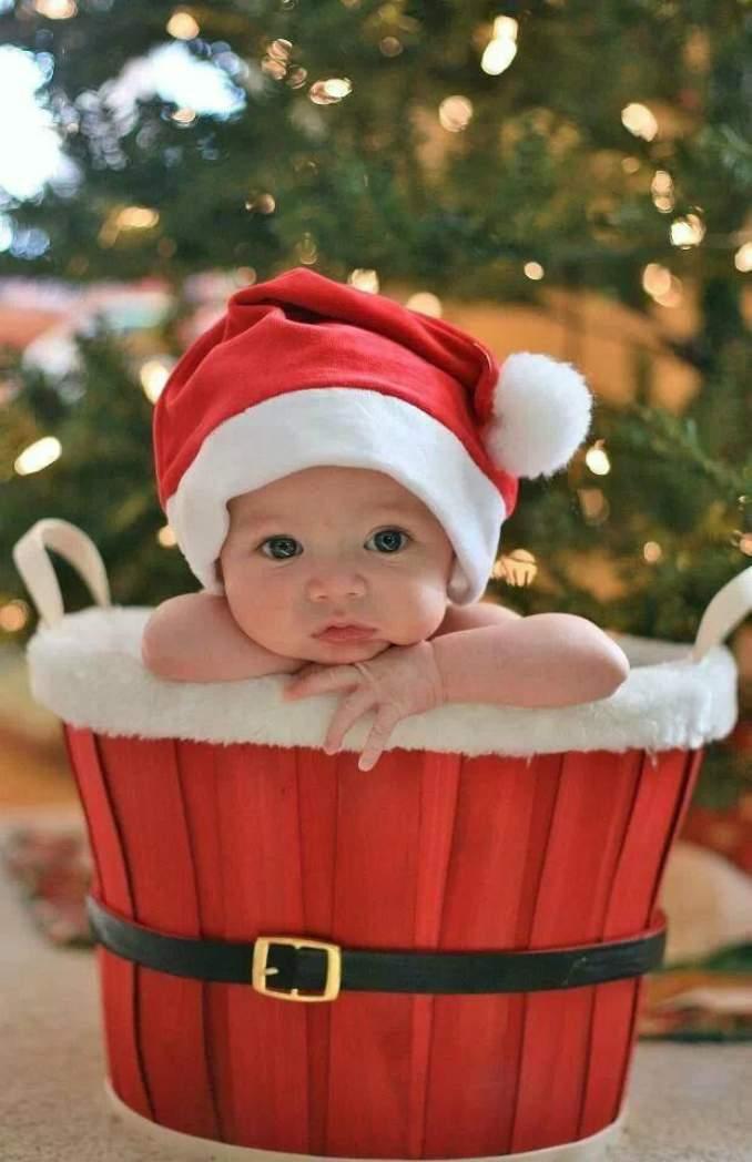 Fotos de Natal para você fazer com seu filho - 15