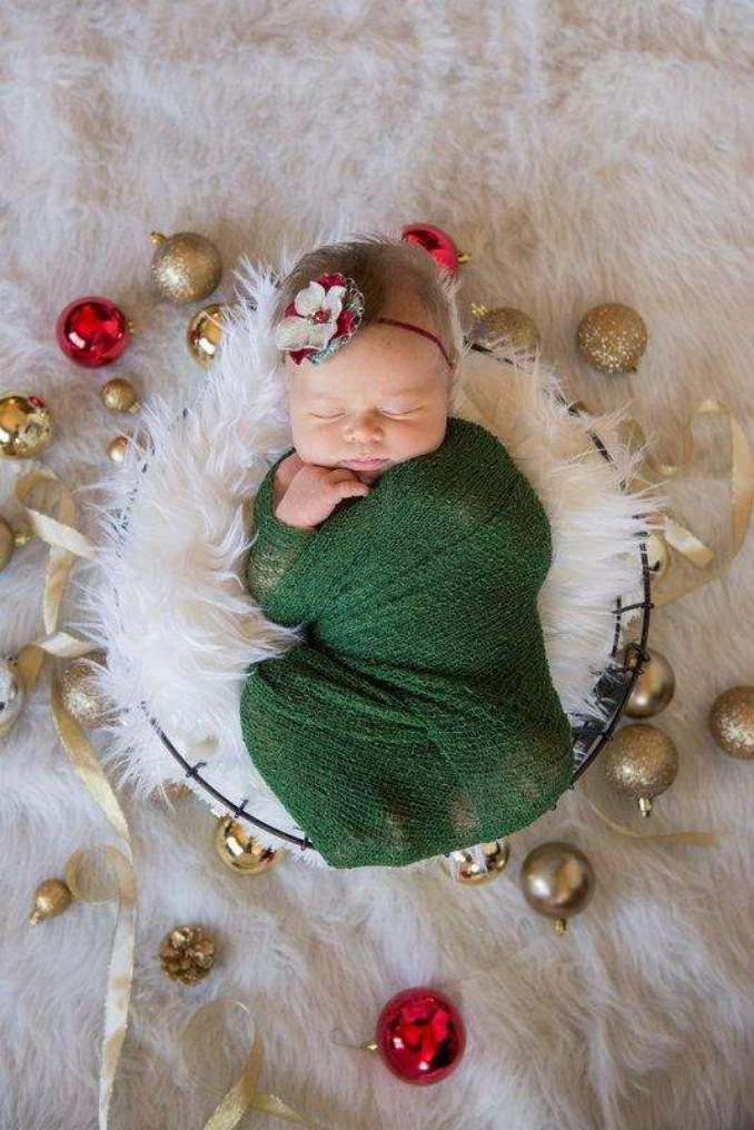 Fotos de Natal para você fazer com seu filho - 21