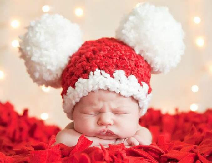 Fotos de Natal para você fazer com seu filho - 22