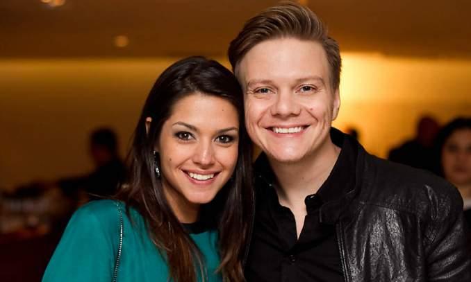 michel e esposa